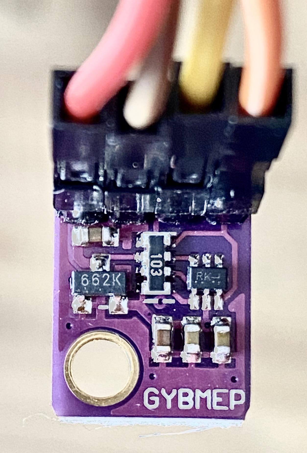 Temperatur Luftfeuchtigkeit Luftdruck BME280 Digitales Sensormodul X7O6